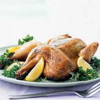 Grilled Lemon-Herb Chicken
