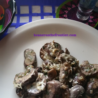 "Toothsome ""Ese"" Mexican Mushrooms"