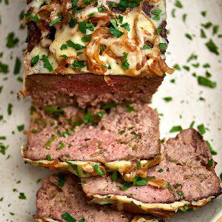 French Onion Meatloaf.