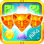 Gold Mix Icon