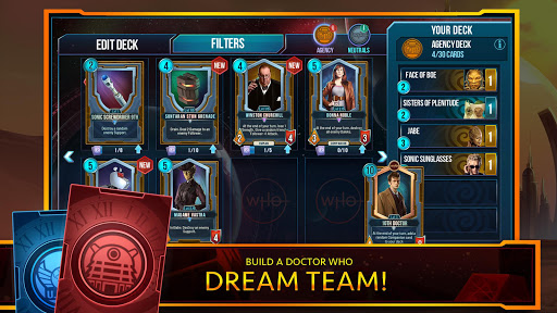Doctor Who: Battle of Time 1.0.22 {cheat|hack|gameplay|apk mod|resources generator} 4