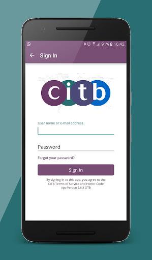 CITB 2.11.0 screenshots 2