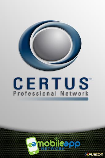 CERTUS™ Professional Network