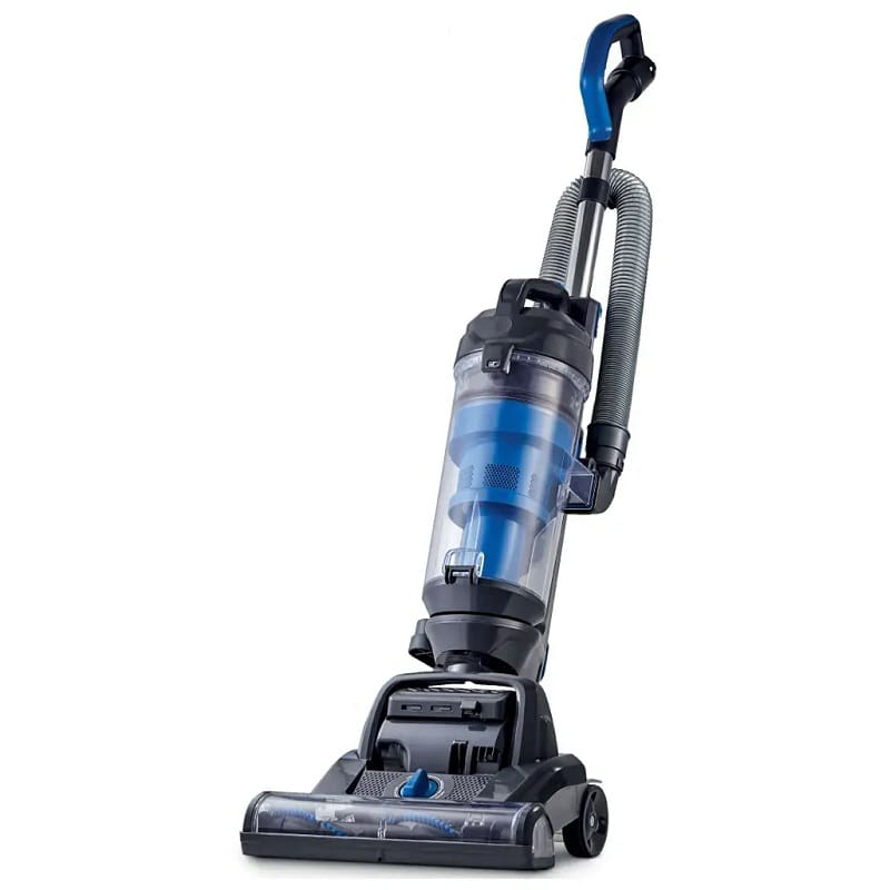 The upright vacuum cleaner is the most common type of vacuum cleaner found in most homes  Source; ourtime.org