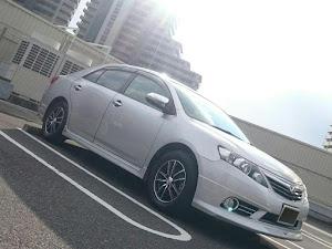 アリオン NZT260 A15Gパケ  2012年式のカスタム事例画像 まァ~☆パパさんの2020年02月25日07:31の投稿
