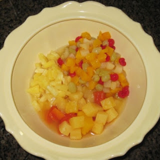 Quick and Easy Fruit Salad.