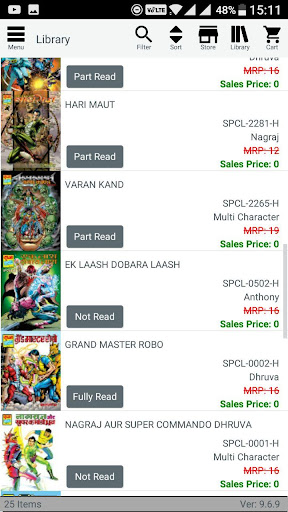 Raj Comics (Hindi Comic)