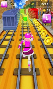 Subway Princess Run : Endless Gold Runner - náhled