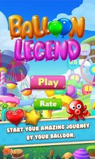 Download Balloon Legend For PC Windows and Mac apk screenshot 1