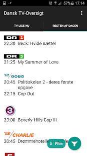 Dansk TV-Oversigt - náhled