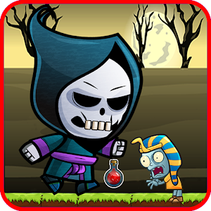 Super Ninja Run vs Zombie Dead for PC and MAC