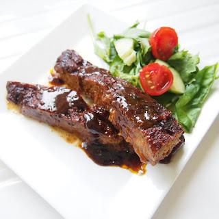 Baked BBQ Seitan Recipe