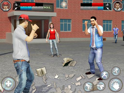 High School Bully Gangster: Karate Fighting Games 1.0.10 screenshots 5