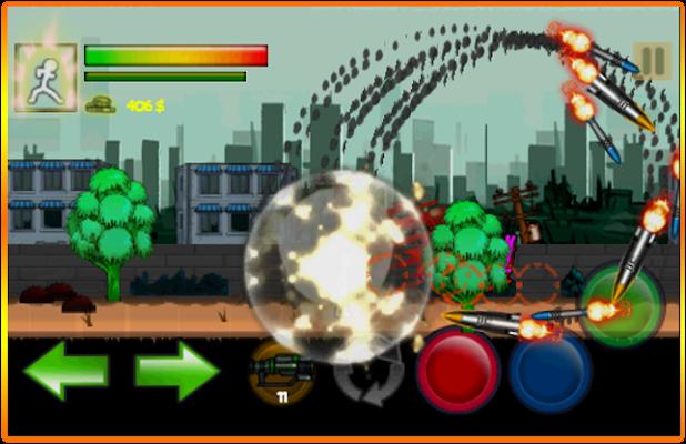 Angry StickMan v2.1
