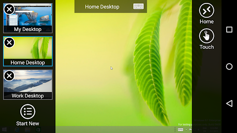 Microsoft Remote Desktop Screenshot 4