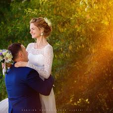 Wedding photographer Aleksey Ozerov (Photolik). Photo of 07.10.2017