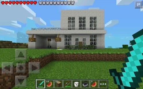 Building Ideas Mcpe House Mod Screenshot Thumbnail