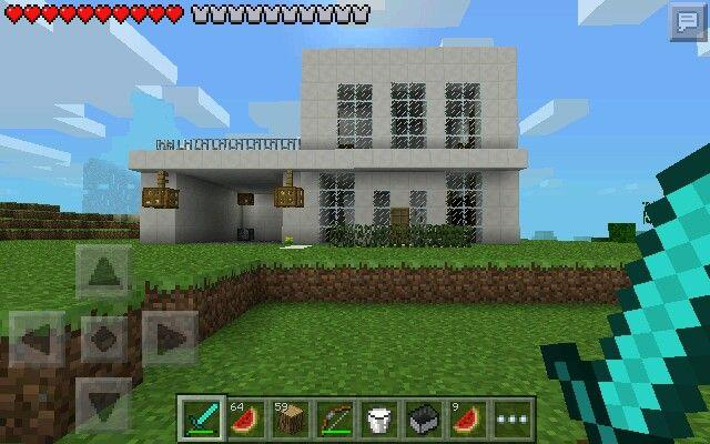 House Ideas For Minecraft Pe House Interior