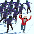 Crowd Zombies-Popular Paper City War .io Game icon
