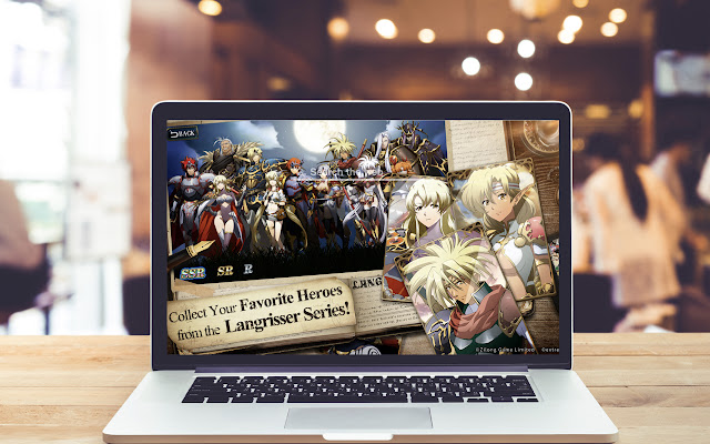 Langrisser HD Wallpapers Game Theme