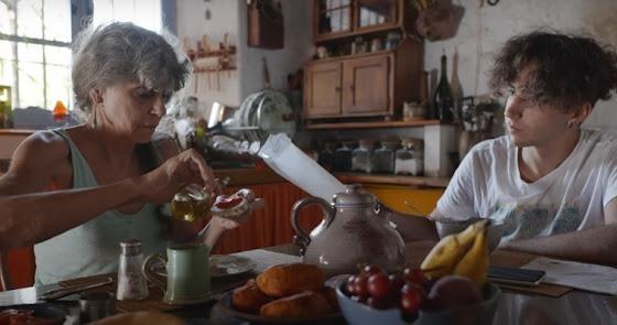 Un corto explora la relación entre una abuela y su nieto en tiempos de pandemia