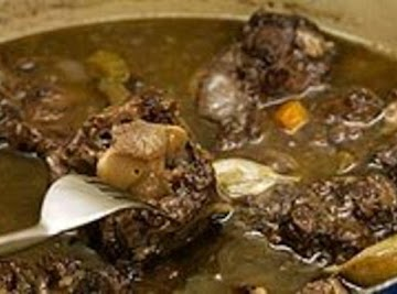 Oxtail's Anyone Recipe