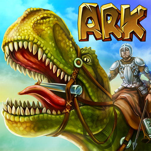 The Ark of Craft: Dinosaurs Survival Island Series (game)