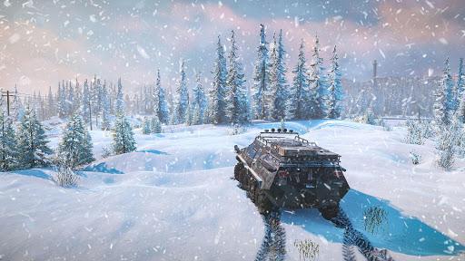 SnowRunner Mobile Game