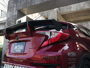 C-HR NGX50 G-Tのカスタム事例画像 カボワン·スポーツさんの2020年03月04日13:41の投稿