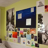 Dorm wall decorating ideas