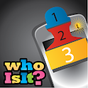 Who Is It - Color Alerts icon