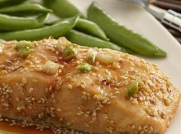 Asian Sesame Salmon Recipe