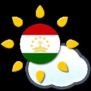 Weather Tajikistan