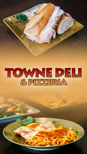 Towne Deli Pizza
