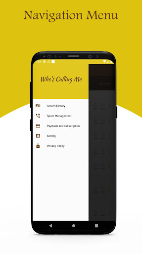 Who's Calling Me - Caller ID 1.0.2-RC7 Screenshots 5