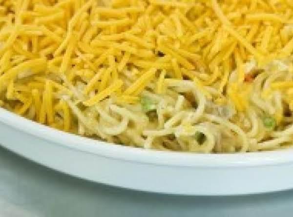 Ree's Chicken Spaghetti