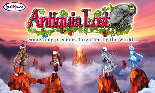 RPG Antiquia Lost- screenshot thumbnail