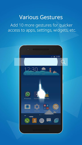 CM Launcher 3D Pro app for Android screenshot