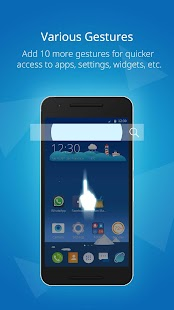 CM Launcher 3D Pro Screenshot