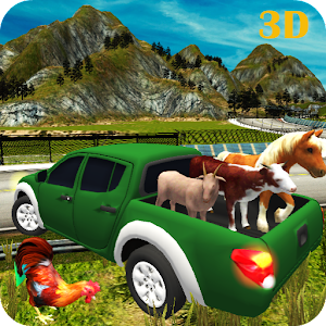 Farm Animals Transporter 3D for PC and MAC