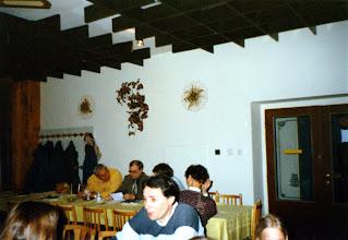 Photo: Členská schůze oddílu v hotelu Gejzír.