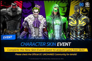 DC: UNCHAINED APK screenshot thumbnail 2