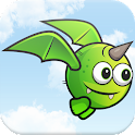 Anime Funny Bat Dragon Escape icon
