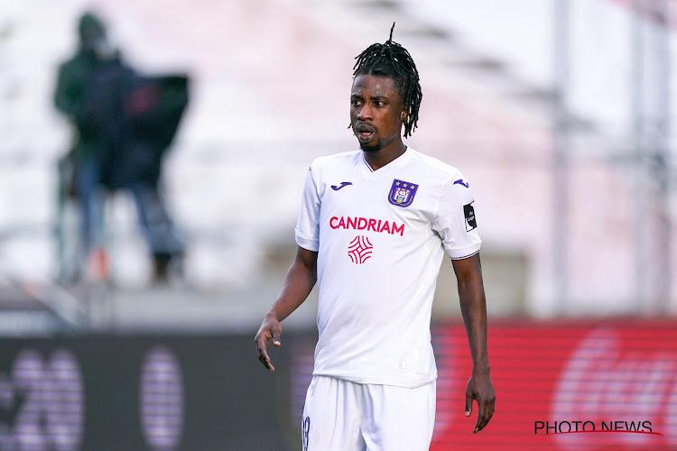 Majeed Ashimeru en bonne voie pour rester au Sporting d'Anderlecht