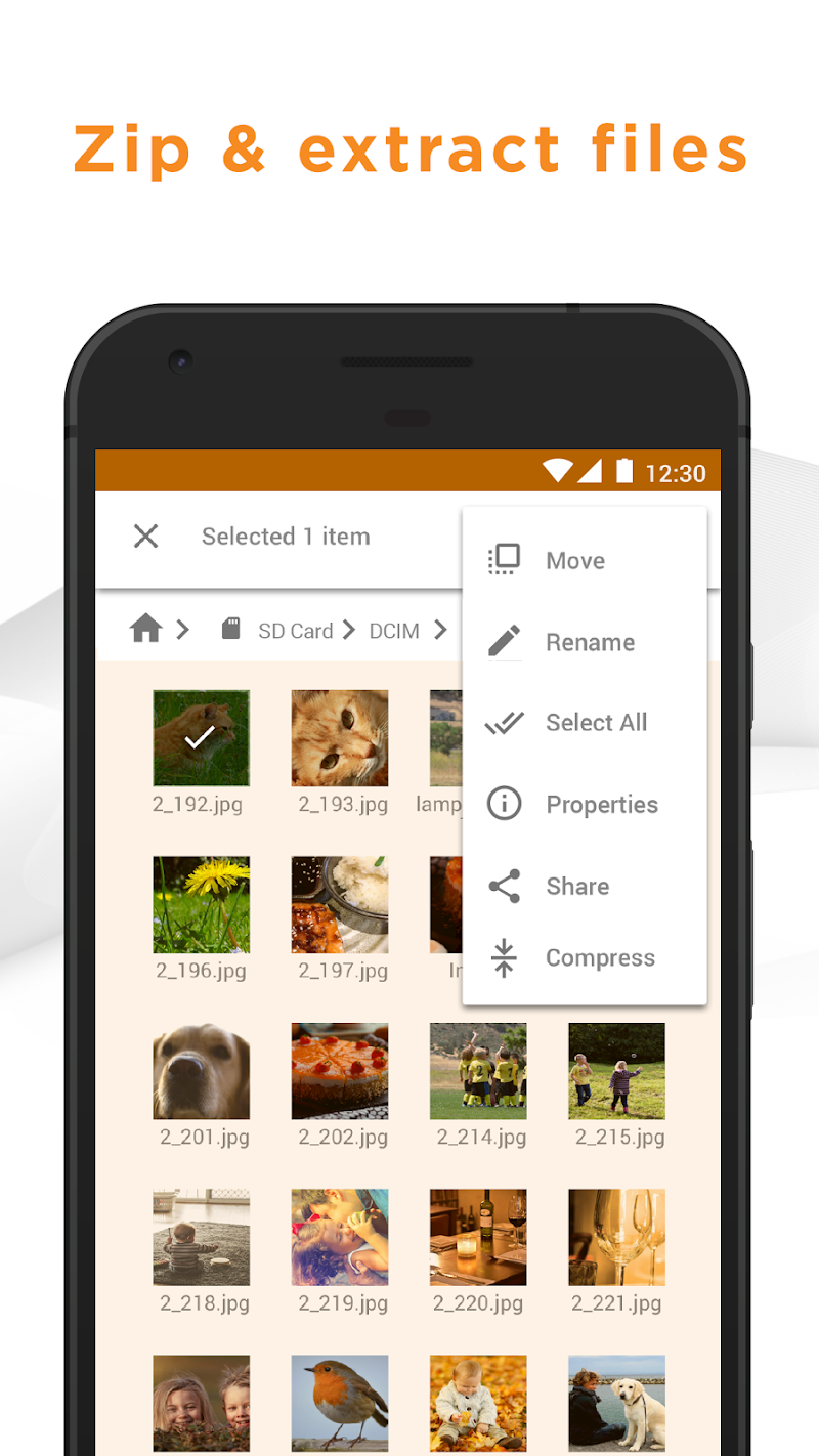 File Browser by Astro (File Manager) Screenshot 1