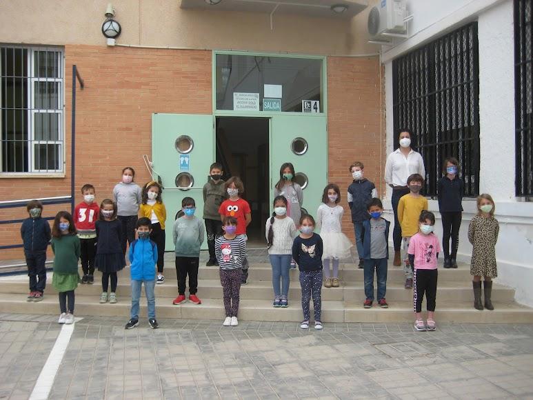 ALMERÍA CEIP Lope de Vega. 1º A de Primaria