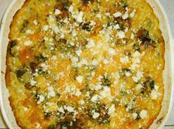 Spinach Rice With A Kick Casserole Recipe