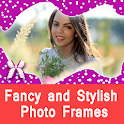 Cute Girl Photo Frames Pic Collage icon