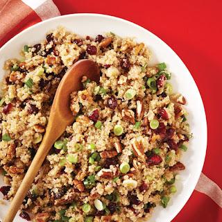Maple Balsamic Quinoa Salad