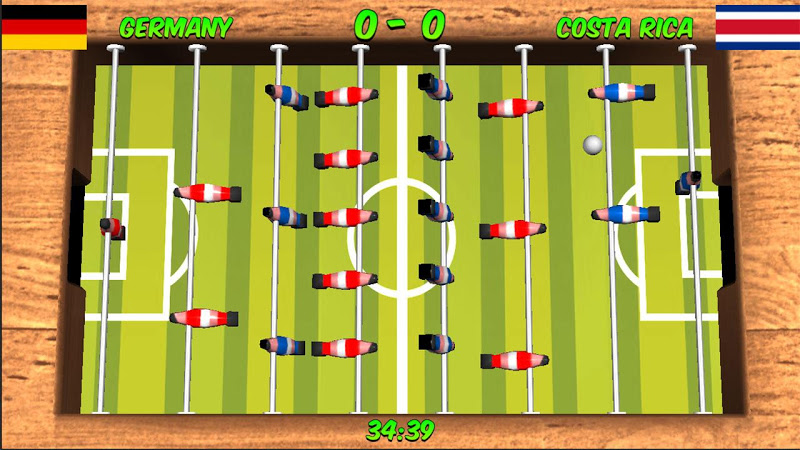 Скриншот Кубок ребенок футбол
